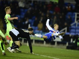 Huddersfield Reading Cup Replay