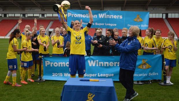 Doncaster Rovers Belles v Millwall Lionesses: WSL 2