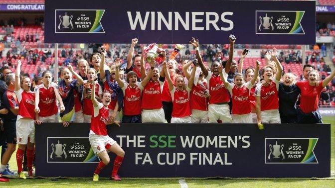 Arsenal FA Cup 3