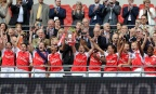 SSE Women's FA Cup Final- Chelsea Ladies 0:1 Arsenal Ladies